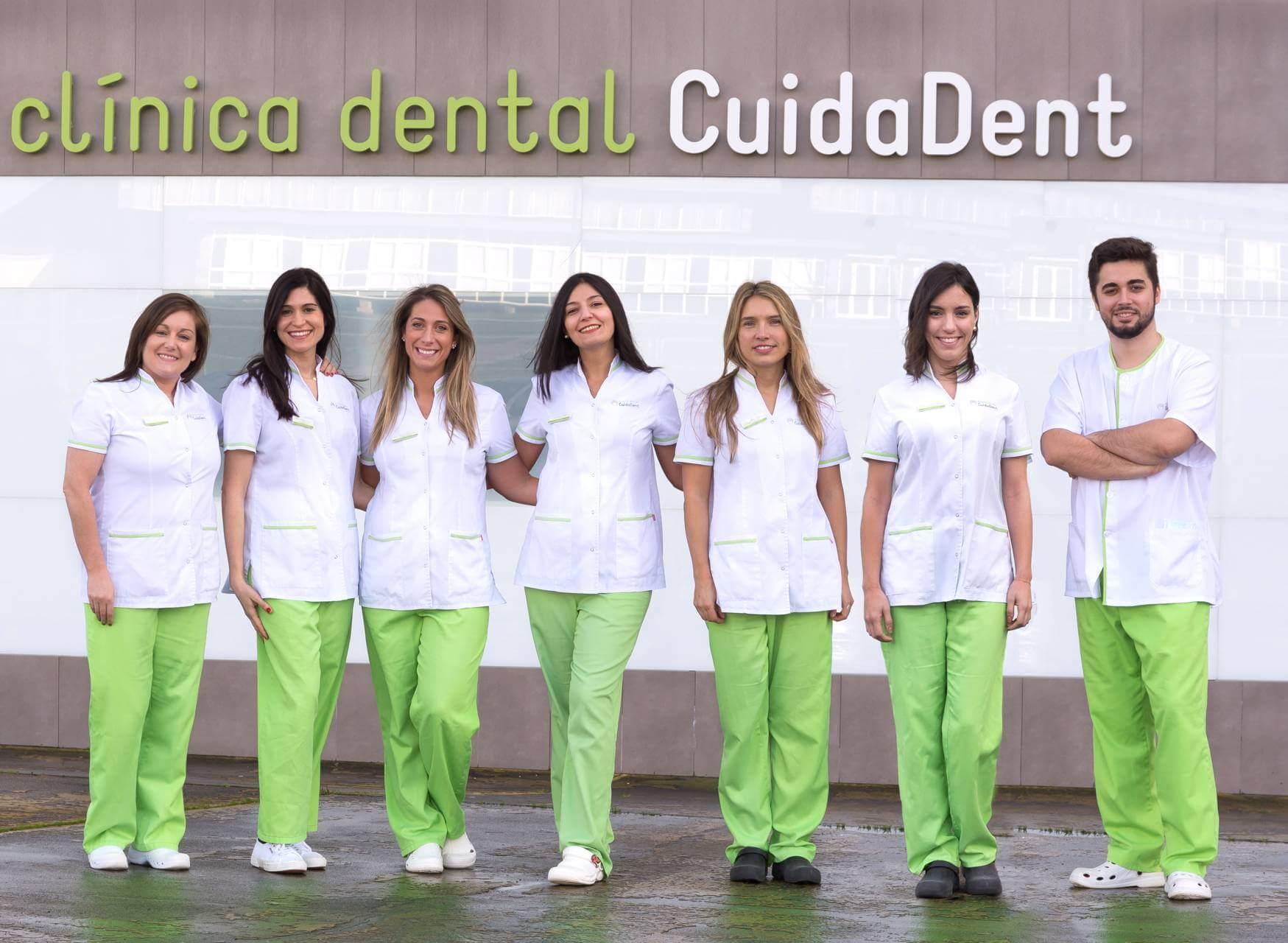 Dentistas en Culleredo, A Coruña - Clínica Dental Cuidadent